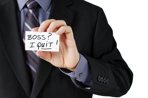 The Importance of Not Being Afraid to Resign from Your Job