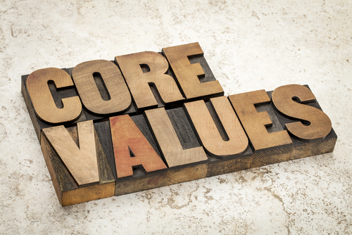 How Your Organization's Core Values Help Determine Hiring Success