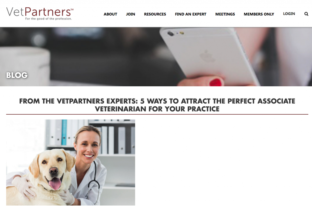 In the News - The VET Recruiter ®